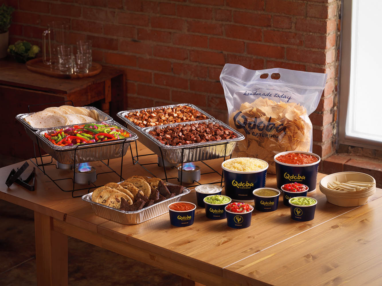 Qdoba Mexican Eats - QMG Venture, LLC